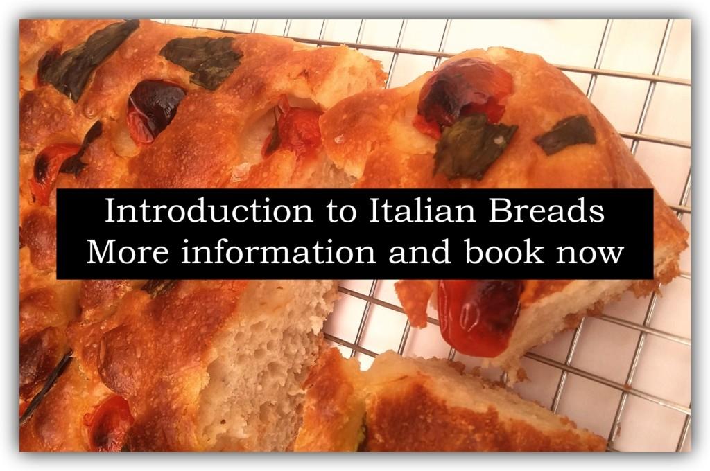 Learn how to bake bread Italian