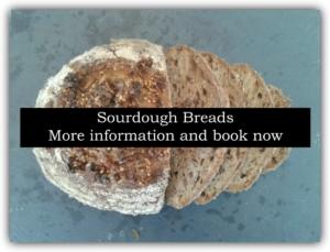 Learn how to bake bread sourdough