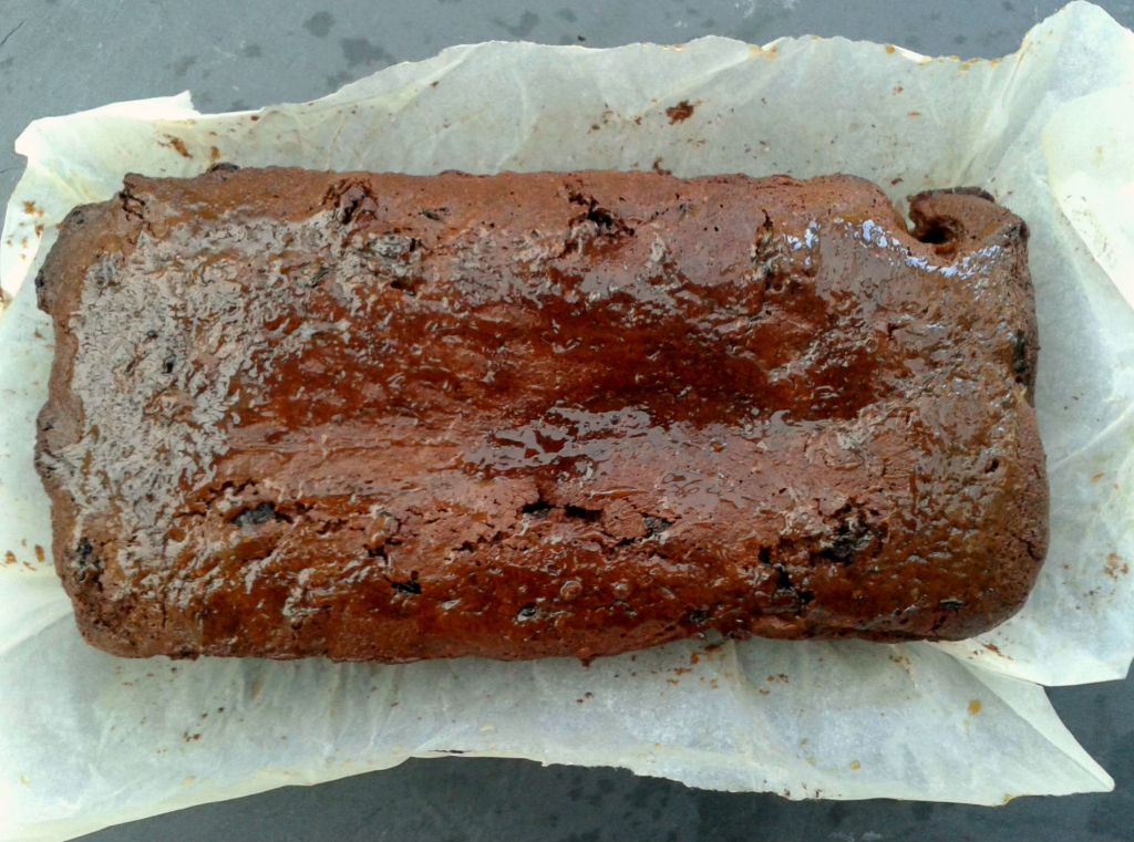 The Cliff House Restaurant: Sticky Malt Loaf