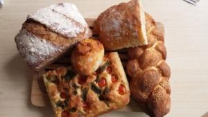 The Epsom Bakehouse bread