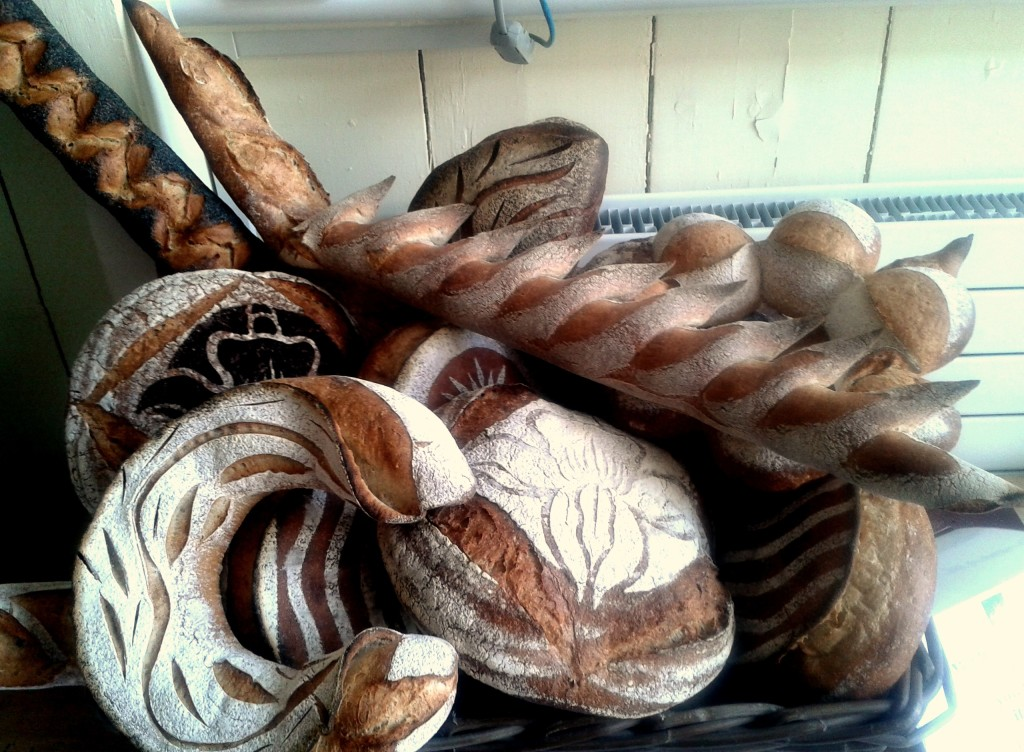 The Epsom Bakehouse School Of Artisan Food Bread Basket