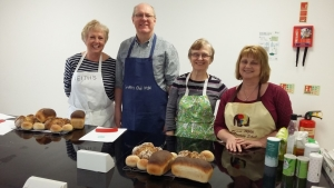 1. The Epsom Bakehouse introduction to bread making class Apr 2016