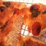 The Epsom Bakehouse hands off focaccia