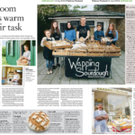 Bread Angels in Waitrose Weekend