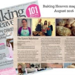 The Epsom Bakehouse Baking heaven magazine August 2016