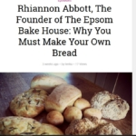 The Epsom Bakehouse Hotify Me podcast