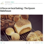 The Epsom Bakehouse Refresh Food interview