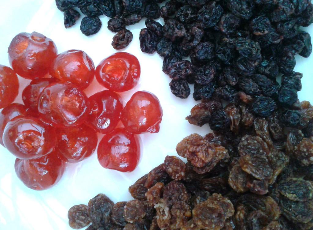 The Epsom Bakehouse Stir up sunday fruits