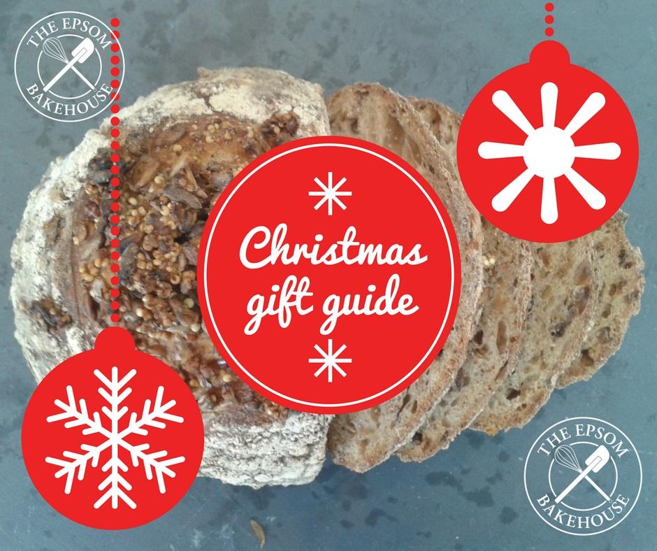 The Epsom Bakehouse bread bakers Christmas gift guide