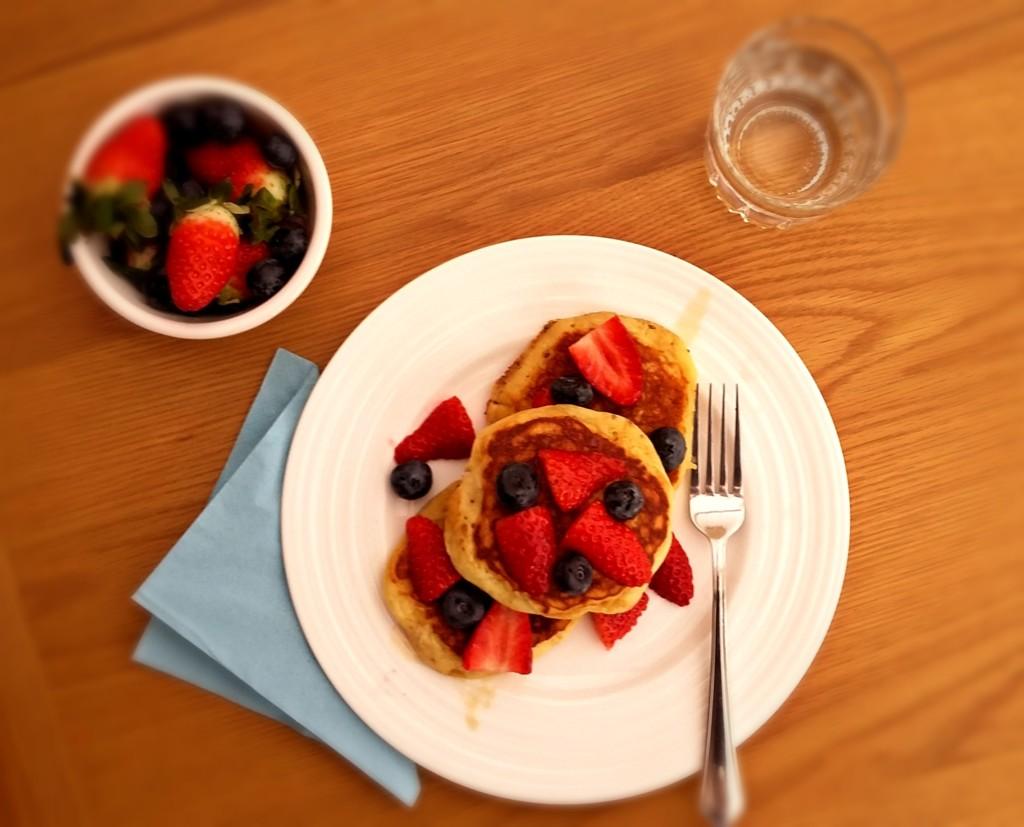 The Epsom Bakehouse buttermilk pancake recipe pancake day