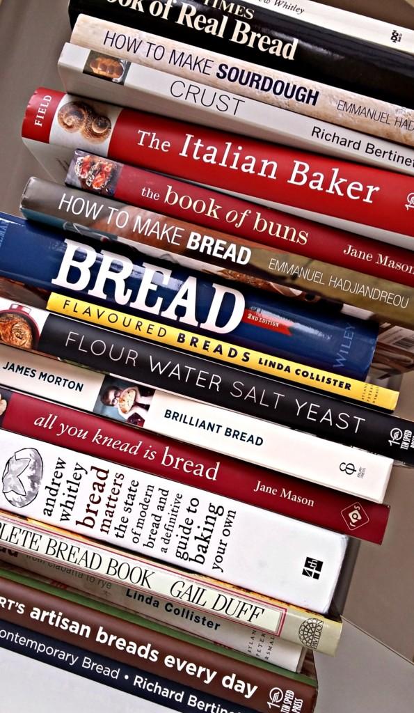 the-epsom-bakehouse world book day -bread-making-books