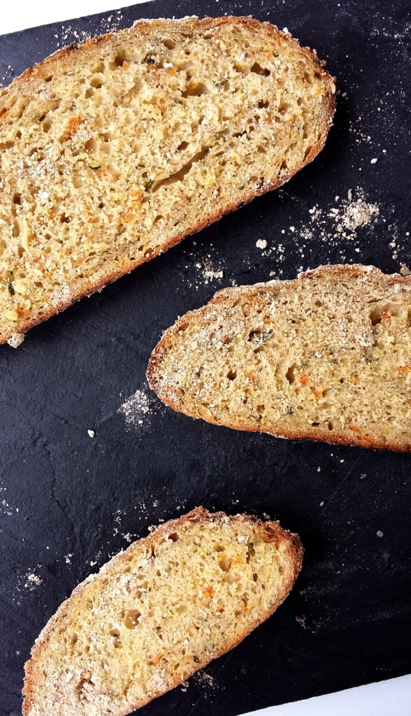 The Epsom Bakehouse vegetable glut bread recipe