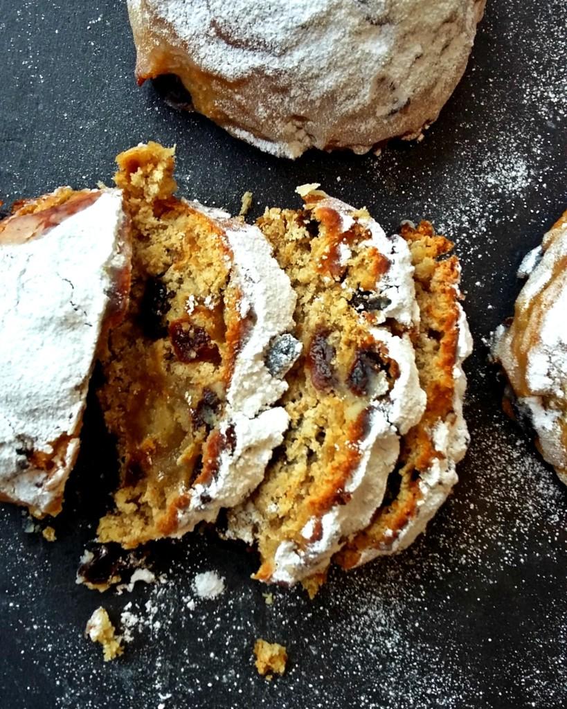 The Epsom Bakehouse Christmas stollen